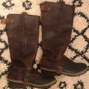 Sorel riding boot